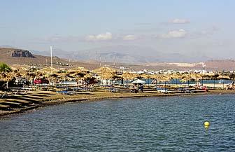Kato Gouves Or Kato Gournes Crete Greece