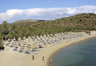 Vai Kreta - vakantie, informatie en leuke tips